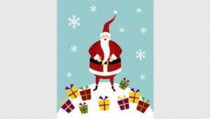 Prianie veselých Vianoc vo svete.