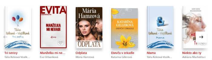 Knihy pre ženy
