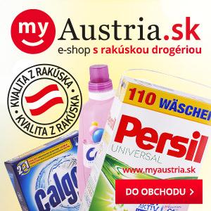 drogeria z Rakúska