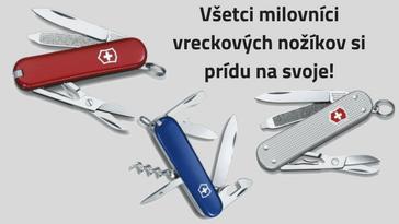 vreckové nože