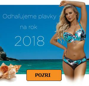 Plavky pre sezónu 2018