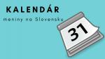 Kalendár – meniny na Slovensku