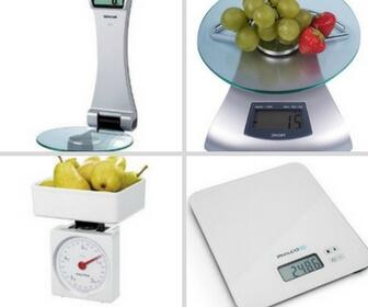 váhy kuchynské