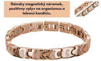 magnetický náramok